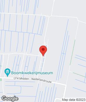 Locatie Autobedrijf Nomen V.O.F. op kaart