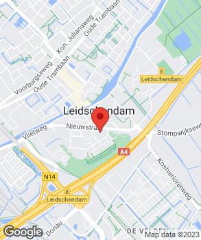 Locatie RD Autoservice op kaart