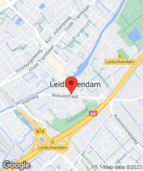 Locatie Autobedrijf Dobbe op kaart