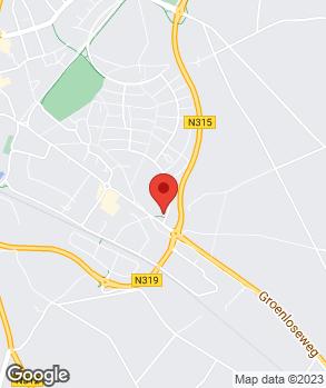 Locatie Wansink Bedrijfsauto's op kaart