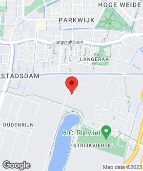 Locatie David Nieuwenhuis Klassieke Auto's op kaart