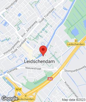 Locatie Van Zelst op kaart