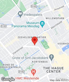 Locatie Automobielbedrijf Verwoerd op kaart