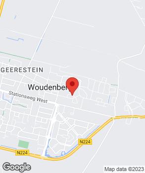 Locatie Autoschade Kraan Doorn B.V. op kaart