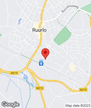Locatie Autobedrijf Teger B.V. op kaart