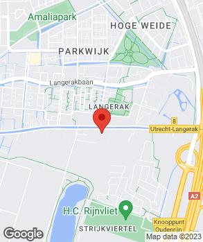 Locatie Autobedrijf Gebroeders Kooij op kaart