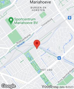 Locatie Automobielbedrijf Len Jansen op kaart