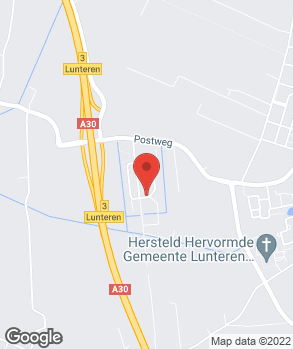 Locatie Autobedrijf Nijhof op kaart