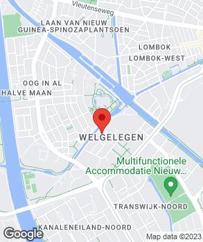 Locatie Stam Utrecht op kaart