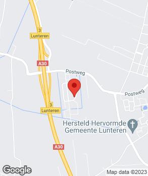 Locatie Autobedrijf Klop op kaart