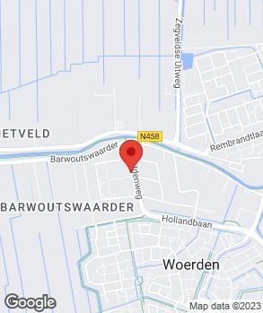 Locatie Van Doorn Auto's B.V. op kaart