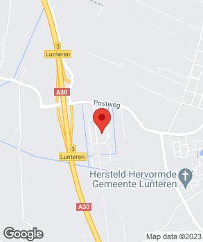 Locatie Mobiliteitsservice Thomassen B.V. op kaart