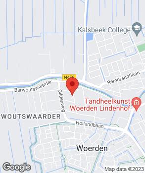 Locatie Autobedrijf Pels B.V. op kaart