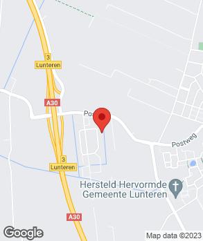 Locatie Sjaaks Autoservice op kaart