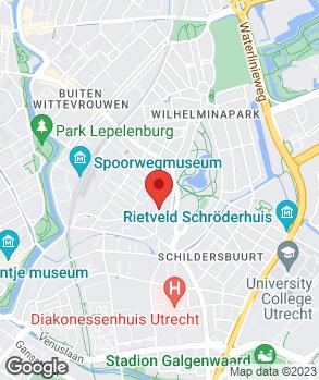 Locatie Autobedrijf Parkwijk B.V. op kaart