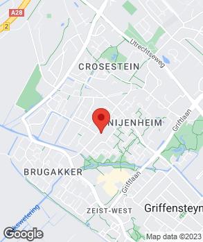Locatie Autobedrijf W.N. Verhoek op kaart