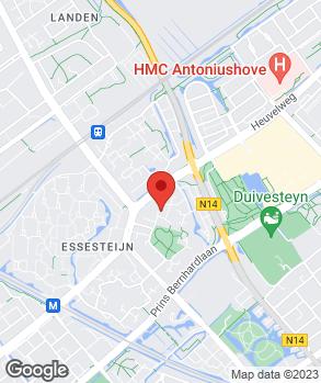 Locatie T. de Boer Autocity op kaart