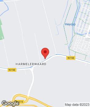 Locatie Autoweb.NL op kaart