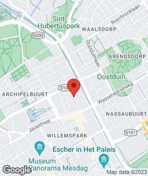 Locatie B.V. Taxi- en Gar.bedr. v/h Dirk van Proosdij op kaart
