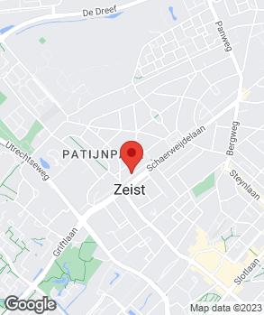 Locatie Partner Class op kaart