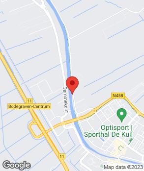 Locatie De Vries Auto's op kaart