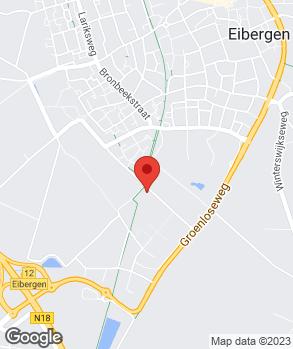 Locatie Autobedrijf Berenpas B.V. op kaart