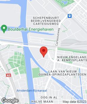 Locatie Autobedrijf Vleutensevaart op kaart