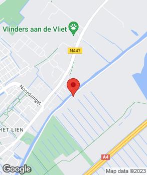 Locatie RD Autoservice B.V. op kaart