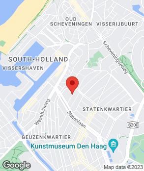 Locatie Bentinck Garage op kaart