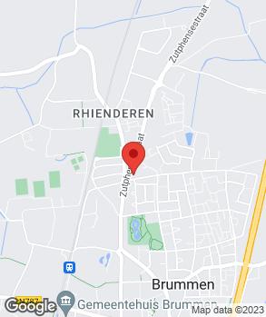 Locatie Autobedrijf Hans Berkelder op kaart