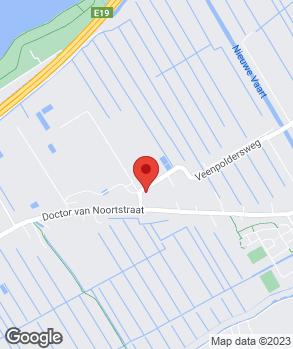 Locatie Autobedrijf Luiten op kaart