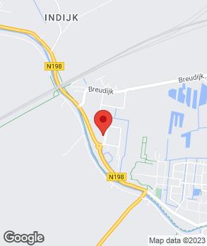 Locatie Autobedrijf ter Horst op kaart