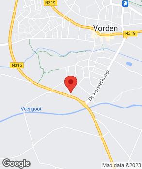 Locatie Autobedrijf Groot Jebbink B.V. op kaart