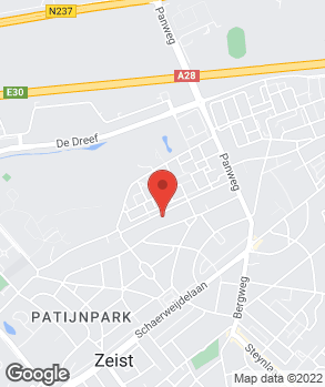 Locatie Autobedrijf Redam b.v. op kaart