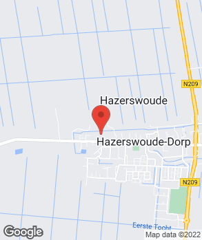 Locatie Autobedrijf Van Elswijk B.V. op kaart