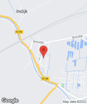 Locatie De Bedrijfswagen Garage op kaart