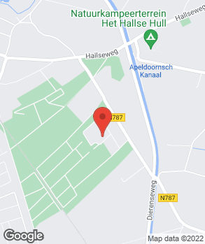 Locatie Van Essen Eerbeek B.V. op kaart