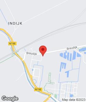 Locatie Autobedrijf Kroonsberg op kaart