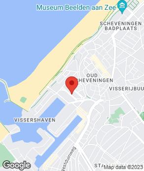Locatie Garagebedrijf L. Haasnoot op kaart