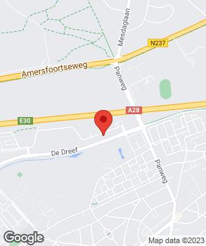Locatie Autobedrijf Nieuwesteeg op kaart