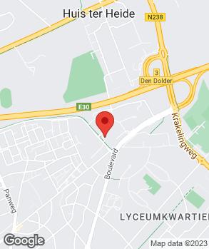 Locatie Profile Car & Tyreservice Verkade op kaart