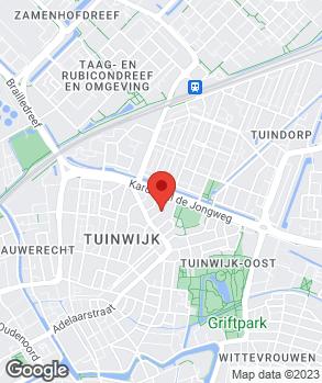 Locatie Autogoed op kaart