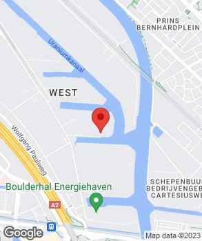 Locatie Euromaster Utrecht op kaart