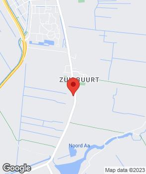 Locatie Autobedrijf Van Leeuwen op kaart