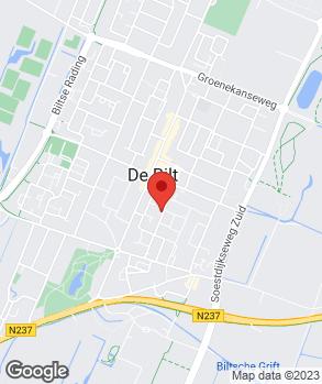 Locatie Newstreet Motoring Holland op kaart