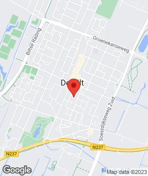 Locatie Garage Irik B.V. op kaart