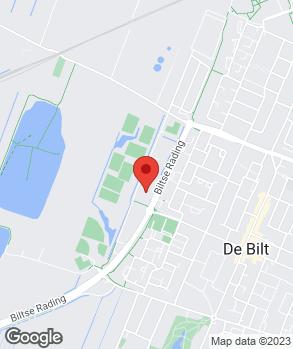 Locatie Broekhuis De Bilt B.V. op kaart