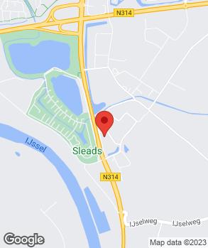 Locatie Auto Hillen B.V. op kaart