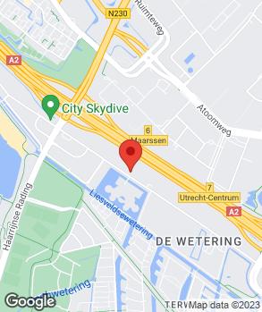 Locatie Profile Car & Tyreservice Utrecht op kaart