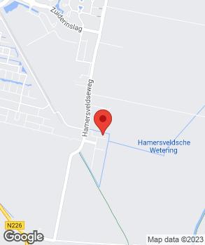 Locatie Vakgarage Auto Leusden op kaart